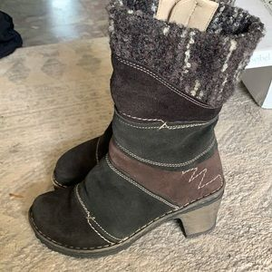 Josef Seibel boots. Perfect condition.